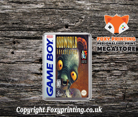 Ninja Gaiden Shadow Retro Gaming Magnet