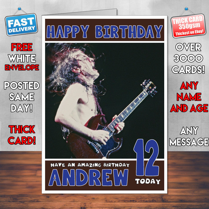 Personalised ac dc heavy metal hard rock classic bands celebrity personalised ac dc heavy metal hard rock classic bands celebrity inspired style birthday card sa m4hsunfo