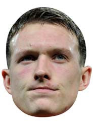 Phil Jones FOOTBALL 2018 Celebrity Face Mask FANCY DRESS HEN BIRTHDAY PARTY FUN STAG DO HEN