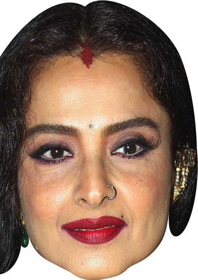 Rekha Bollywood Face Mask