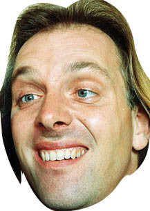 Rik Mayall Bottom Celebrity Mask Comedian Face Mask FANCY DRESS BIRTHDAY PARTY FUN STAG HEN