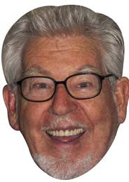 Rolf Harris Face Mask Comedian Face Mask FANCY DRESS BIRTHDAY PARTY FUN STAG HEN