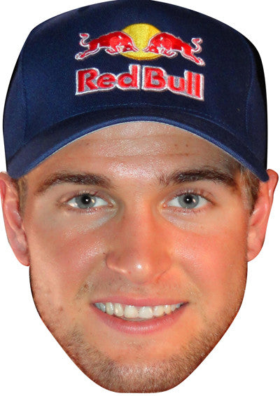 Ryan Dungey SPORTS Celebrity Face Mask FANCY DRESS HEN BIRTHDAY PARTY FUN STAG DO HEN