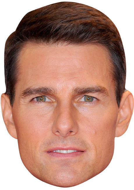 TOM CRUISE JB Actor Movie Tv Celebrity Party Stag Birthday Idea Fancy Dress Face mask