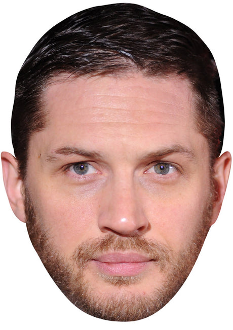 TOM HARDY JB Actor Movie Tv Celebrity Party Stag Birthday Idea Fancy Dress Face mask