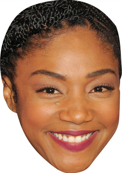 Tiffany Haddish Celebrity Comedian Face Mask FANCY DRESS BIRTHDAY PARTY FUN STAG HEN