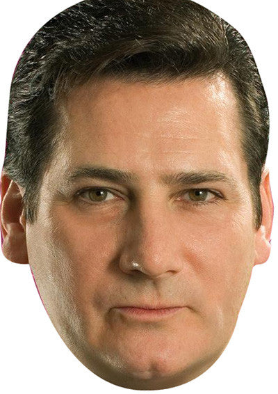 Tony Hadley I 'M A Celeb 2018 Celebrity Face Mask FANCY DRESS HEN BIRTHDAY PARTY FUN STAG DO HEN