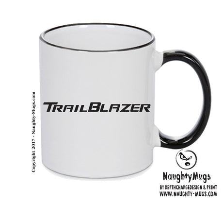 Trailblazer Printed Mug