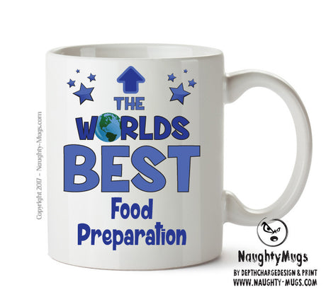 Personalised FUNNY OCCUPATION OFFICE MUG - Worlds Best