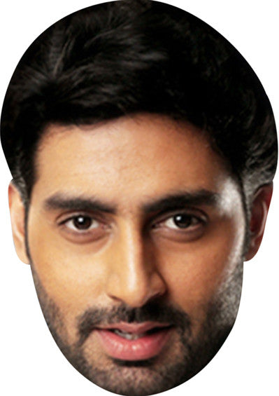 Abhishek Bachan Bollywood Face Mask