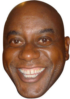 Ainsley Harriott Face Mask Celebrity FANCY DRESS HEN BIRTHDAY PARTY FUN STAG DO HEN
