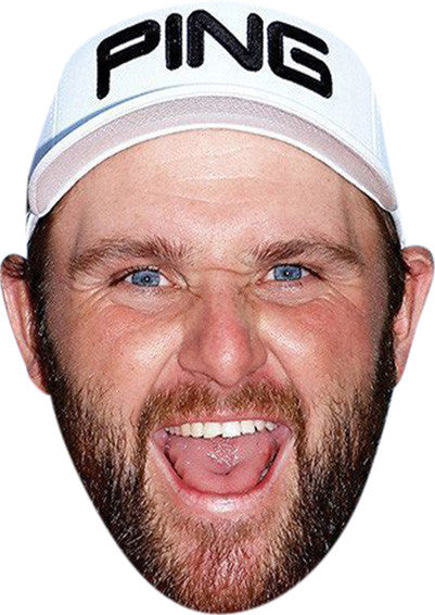 Andy Sullivan Golf Celebrity Face Mask FANCY DRESS HEN BIRTHDAY PARTY FUN STAG DO HEN Party Mask