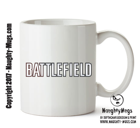 Battlefield - Gaming Mugs