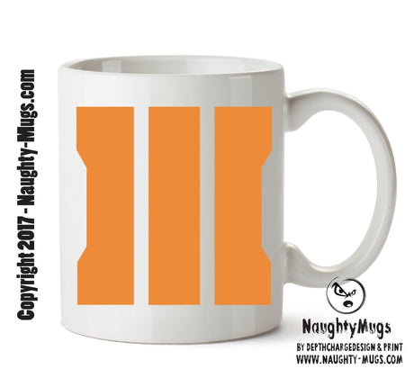 Call Of Duty: Black Ops 3 - Gaming Mugs