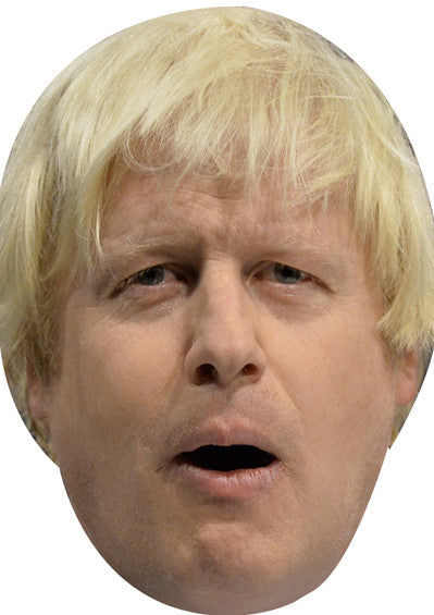 Boris Johnson UK UK Politician Face Mask FANCY DRESS BIRTHDAY PARTY FUN STAG FANCY DRESS BIRTHDAY PARTY FUN STAG