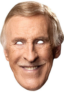 Bruce Forsyth Face Mask Celebrity FANCY DRESS HEN BIRTHDAY PARTY FUN STAG DO HEN