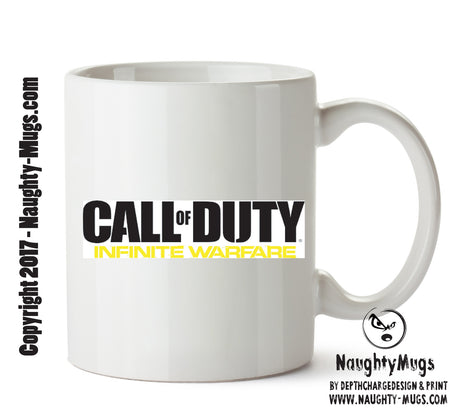 Call Of Duty: Infinity Warefare - Gaming Mugs