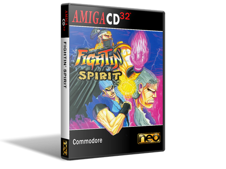 Amiga CD32 Fighting Spirit Cover