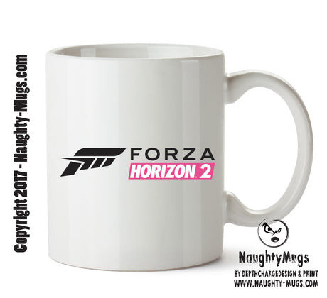 Forza Horizon 2 - Gaming Mugs