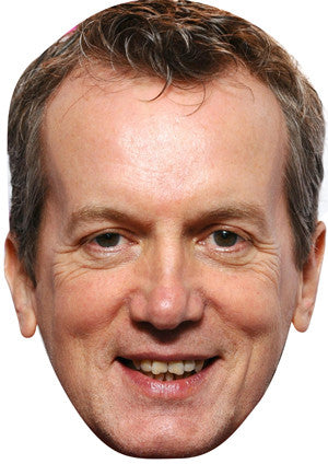 Frank Skinner Celebrity Comedian Face Mask FANCY DRESS BIRTHDAY PARTY FUN STAG HEN