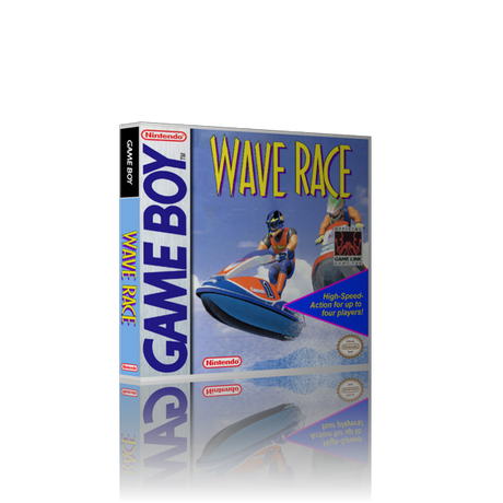 Waverace 2 REPLACEMENT Retro Gaming Case