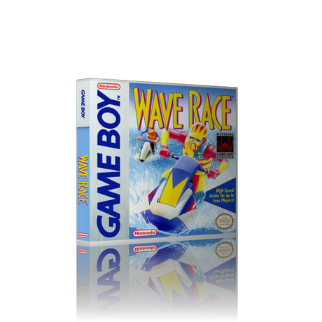 Waverace REPLACEMENT Retro Gaming Case