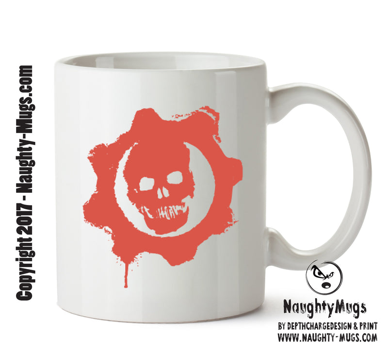 Gears Of War - Gaming Mugs