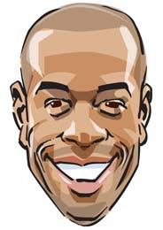 Thierry Henry Cartoon FOOTBALL 2018 Celebrity Face Mask FANCY DRESS HEN BIRTHDAY PARTY FUN STAG DO HEN