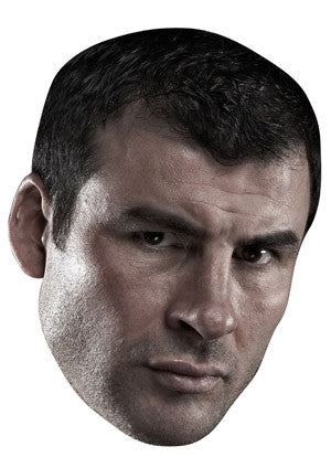 Joe Calzaghe Celebrity Face Mask FANCY DRESS HEN BIRTHDAY PARTY FUN STAG DO HEN