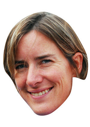 Katherine Grainger Celebrity Face Mask FANCY DRESS HEN BIRTHDAY PARTY FUN STAG DO HEN