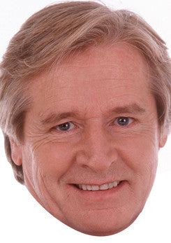 Ken Barlow Coronation Street ACTOR Face Mask Celebrity FANCY DRESS BIRTHDAY PARTY FUN STAG DO HEN