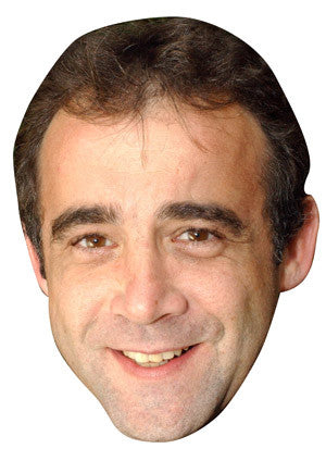Kevin Webster Celebrity Face Mask FANCY DRESS HEN BIRTHDAY PARTY FUN STAG DO HEN