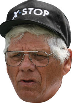 Lee Trevino GOLF 2018 Celebrity Face Mask FANCY DRESS HEN BIRTHDAY PARTY FUN STAG DO HEN