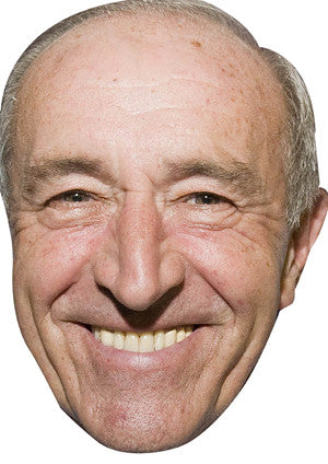 Len Goodman Strictly Come Dancing Face Mask