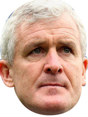Mark Hughes Celebrity Face Mask FANCY DRESS HEN BIRTHDAY PARTY FUN STAG DO HEN