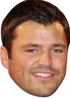 Mark Wright TOWIE Celebrity Face Mask FANCY DRESS HEN BIRTHDAY PARTY FUN STAG DO HEN