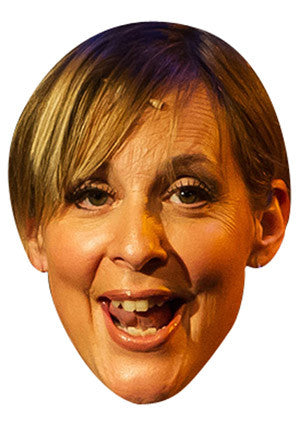 Mel Great British Bake Off Celebrity Face Mask FANCY DRESS HEN BIRTHDAY PARTY FUN STAG DO HEN