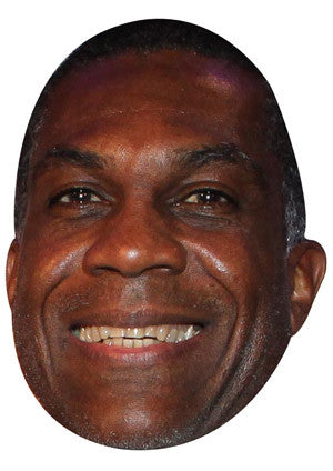 Michael Holding Best1 Celebrity Face Mask FANCY DRESS HEN BIRTHDAY PARTY FUN STAG DO HEN