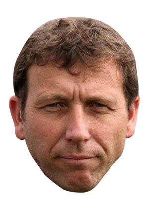 Mike Atherton Celebrity Face Mask FANCY DRESS HEN BIRTHDAY PARTY FUN STAG DO HEN
