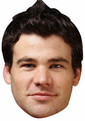 Mike Phillips Celebrity Face Mask FANCY DRESS HEN BIRTHDAY PARTY FUN STAG DO HEN