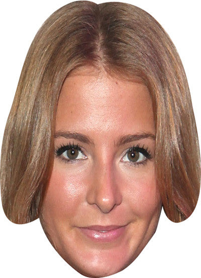 Millie Mackintosh Made In Chelsea Celebrity Face Mask FANCY DRESS HEN BIRTHDAY PARTY FUN STAG DO HEN