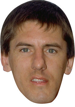 Peter Beardsley FOOTBALL 2018 Celebrity Face Mask FANCY DRESS HEN BIRTHDAY PARTY FUN STAG DO HEN