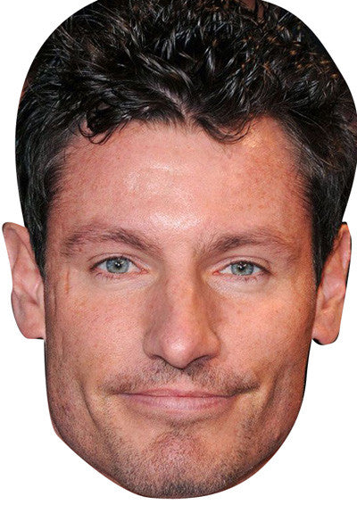 Robbie Jackson Dean Gaffney 2018 Celebrity Face Mask FANCY DRESS HEN BIRTHDAY PARTY FUN STAG DO HEN