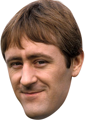 Rodney Rodders Trotter Celebrity Face Mask FANCY DRESS HEN BIRTHDAY PARTY FUN STAG DO HEN