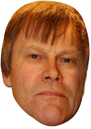 Roy Cropper Coronation Street ACTOR Face Mask Celebrity FANCY DRESS BIRTHDAY PARTY FUN STAG DO HEN