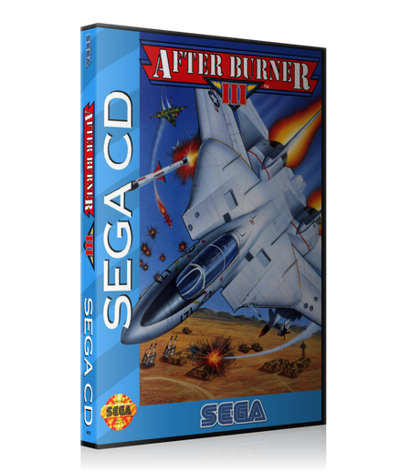 Afterburner3 3 REPLACEMENT Retro Gaming Case