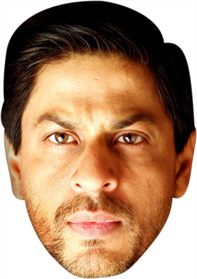 Shah Rukh Khan Bollywood Face Mask