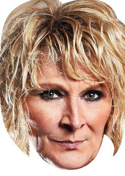 Shirley Eastenders Face Mask Celebrity Face Mask FANCY DRESS BIRTHDAY PARTY FUN STAG DO HEN