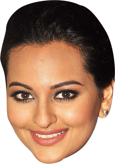 Sonakshi Sinha Bollywood Face Mask