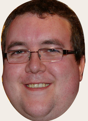 Stephen Bunting Celebrity Face Mask FANCY DRESS HEN BIRTHDAY PARTY FUN STAG DO HEN